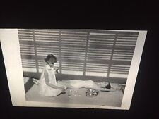 "Horst ""Bombay Bathing Fashion"" Modern Photography 35mm Art Slide"