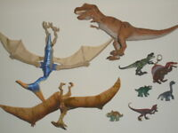 Jurassic Park Figuren Sammlung World Kenner Dinosaurier aussuchen choose (2)