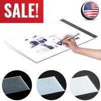 Ultrathin Digital Tablet A4 LED Artist Drawing Board Light Box Tracing Pad G0V0