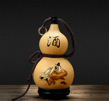 Natural Gourd Wine Pot Water Cup Gourd Home Decoration Birthday Party Gift