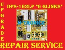 SONY BRAVIA  1-895-316-11 DPS-162LP KDL-50EX645  6-BLIK  DEAD REPAIR SERVICE
