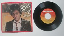 Billy Joel Don't Ask Me Why b/w C'etait Toi Were The One Picture Sleeve 45