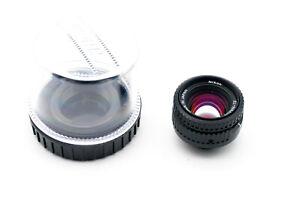 Nikon 50mm Enlarging lens f2,8 in display bubble