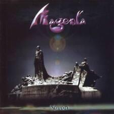 MAGENTA - SEVEN SEALED 2009  SPECIAL 2 DISC CD + DVD ROBERT REED  UK PROG