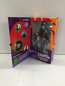 Medicom Toy Charlie and the Chocol Factory Willy Wonka Figure Real Action Hereos