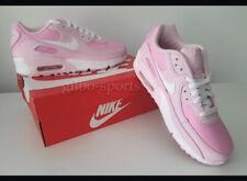 Nike Air Max 90 GS EUR 40 US 7 Pink weiß Cv9648 600