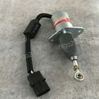Fuel Shut Off Solenoid Valve 3287406 24V for Cummins 6CT with Protector Device