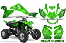 SUZUKI LTZ 400 09-15 GRAPHICS KIT CREATORX DECALS COLD FUSION G