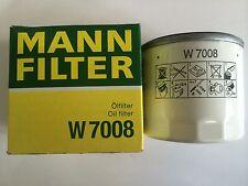 Filtro olio del motore e Guarnizione/O-RING 1714387/W7008 - Mann Hummel