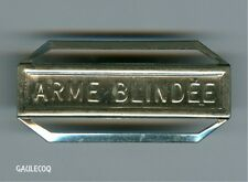 FRANCE MILITARY CIVILIAN FRENCH MEDAL -  CLASP -  ARME BLINDEE BAR (No.1)