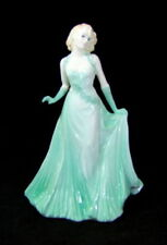 Unboxed Figurine Green Coalport Porcelain & China