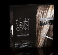 Kelly Van Gogh Luxury HIGHLIGHTING KIT 9 pc. Light Brown RED or Blonde Hair 273