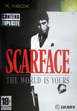 Scarface: The World is Yours (Microsoft Xbox, 2005)