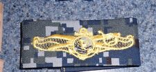 US NAVY NEW ,INFORMATION DOMINANCE OFFICER,CLOTH , NWU1 blue CAMO