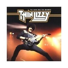 THIN LIZZY Hero and the Madman LIMITED EDITION SEALED CD 18TRX 2002 USA seller