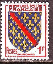 FRANCE TIMBRE NEUF N° 1002 ** BLASON BOURBONNAIS