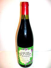 Creme De Cassis de Bourgogne liquori le Savour Club 70cl 16% vol