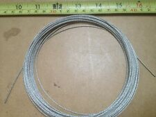 1mm x 10m Stainless Steel Wire Rope 7x7 49 Strand 18/8 304 INOX Surgical