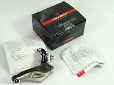 Campagnolo Record Braze On Compact Front Derailleur 2007 QS Road 10 NOS