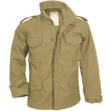 Manteaux et vestes beige en polyester pour homme