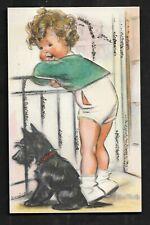 Carte  Postale    Germaine BOURET   DECOUPI  Dim  9  X  14  Cm