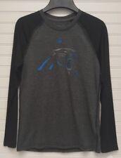 NFL Carolina Panthers Long Sleeve Youth Shirt Size M 10/12 NWT