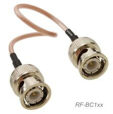 BNC Male to BNC Male 50-Ohm RG316 Coax Low Loss RF Cable