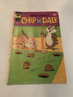 1977 Walt Disney Chip N Dale No 46 Whitman Comic Book