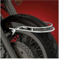Chrome Front Fender Rail/Guard - Yamaha 1600 1700 Roadstar & Road Star Silverado