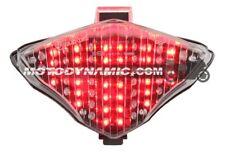 2004 2005 2006 Yamaha YZF R1 YZF-R1 INTEGRATED Signal LED Tail Light CLEAR LENS