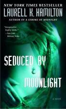Seduced By Moonlight Laurell K. Hamilton Paperback Merry Gentry Series book 3