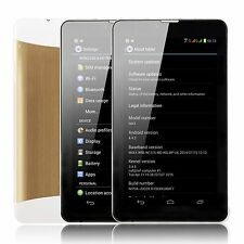 "XGODY 7"" Unlocked 3G Smartphone Mobile Phone Android 4.4 Dual Core Phablet GSM"