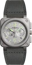 BR-03-94-HOROLUM Brand New Bell & Ross Aviation Horolum Limited Edition Watch