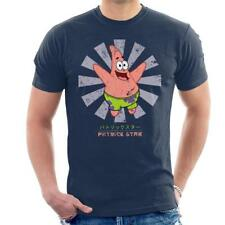 Patrick Star Retro Japanese SpongeBob SquarePants Men's T-Shirt