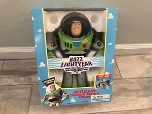 Vintage 1995 Disney Toy Story Buzz Lightyear Action Figure New Factory Sealed!⭐️