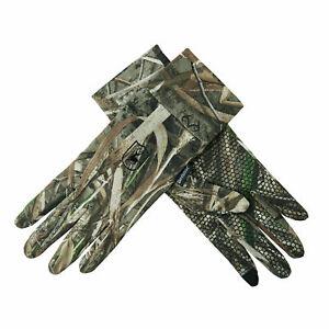 Deerhunter MAX 5 Handschuhe mit Silicone Dots Jagdhandschuhe Jagd Jäger Outdoor
