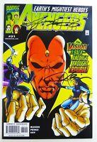 Marvel AVENGERS (2000) #31 SIGNED by George PEREZ + Kurt BUSIEK w/COA NM (9.4)