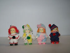 lot of vintage Clown Pee Wee Dolls Ud Co Uneeda Doll Co, Hong Kong