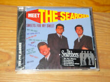 THE SEARCHERS - MEET THE SEARCHERS / 26 TRACK REMASTERED-CD 2001 OVP! SEALED!