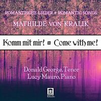 Donald George - Kralik: Komm Mit Mir (Come With Me/ Songs Kralik) [CD]