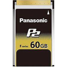 Panasonic 60GB F-Series P2 Memory Card AJ-P2E060FG