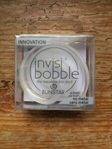 Invisi bobble Bunstar Traceless Bun Tool New In Box