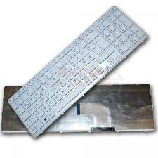 Keyboard for Sony Vaio SVE15 SVE151C11M SVE1511C119B SVE1711R1EB White German