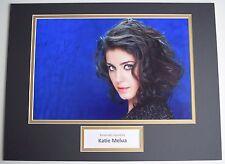 Katie Melua SIGNED autograph 16x12 photo display Music Memorabilia AFTAL & COA