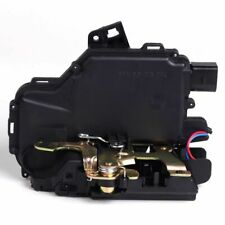 Door Lock Latch Actuator Rear Right Passenger Side For VW Jetta Passat Golf