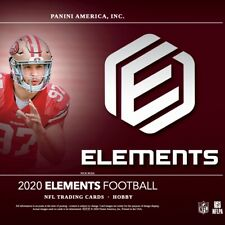 CINCINNATI BENGALS 2020 Elements Football 6 box 1/2 Case Break #1
