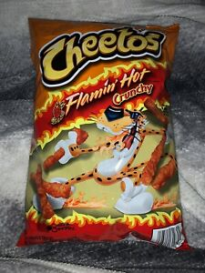 Flaming Hot Cheeto Bag 1LB Unique Big Bag
