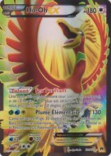HO-OH EX FULL ART 121/122 - Xy - Rupture Turbo - Pokémon