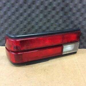 VINTAGE 81 82 MAZDA GLC LEFT TAIL LIGHT SEDAN 4DR SUPER CLEAN