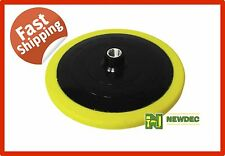 "BACK UP PAD 178MM 7"" 14MM THREAD POLISHING PAD AUTO SPRAY SUPPLIES CAR"